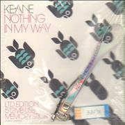 Click here for more info about 'Keane (00s) - Nothing In My Way'