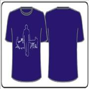 Click here for more info about 'Keane (00s) - Band Outline T-Shirt - XL'