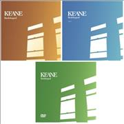 Click here for more info about 'Keane (00s) - Bedshaped'