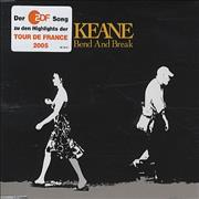 Click here for more info about 'Keane (00s) - Bend And Break'