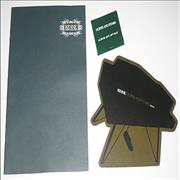 Click here for more info about 'Keane (00s) - Booklet, Shaped Promotional Card & Matchbook'