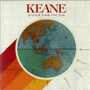Click here for more info about 'Keane (00s) - Higher Than The Sun'