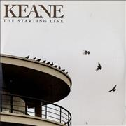 Click here for more info about 'Keane (00s) - The Starting Line'