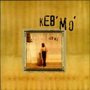 Click here for more info about 'Keb'Mo' - Keb'Mo' - 180gm'