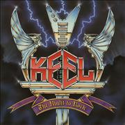 Click here for more info about 'Keel - The Right To Rock'
