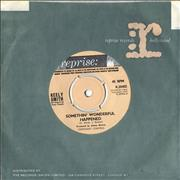 Click here for more info about 'Keely Smith - Something Wonderful Happened - 4 Prong'