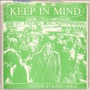 Click here for more info about 'Keep In Mind - Downstairs - Red Vinyl'
