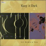 Click here for more info about 'Keep It Dark - 1st Down & Ten'
