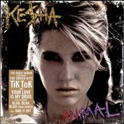 Click here for more info about 'Ke$ha - Animal - Sealed'
