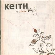 Click here for more info about 'Keith (00s) - Red Thread'