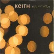 Click here for more info about 'Keith (00s) - Vice And Virtue'