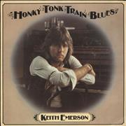 Click here for more info about 'Keith Emerson - Honky Tonk Train Blues - p/s'