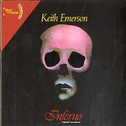 Click here for more info about 'Keith Emerson - Inferno - Digipak'