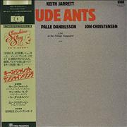 Click here for more info about 'Keith Jarrett - Nude Ants + Stickers'