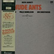 Click here for more info about 'Keith Jarrett - Nude Ants'
