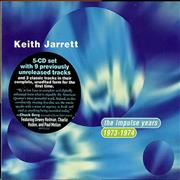 Click here for more info about 'Keith Jarrett - The Impulse Years 1973-1974'