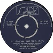 Click here for more info about 'Keith Michell - I'll Give You The Earth (Tous Les Bateaux, Tous Les Oiseaux)'