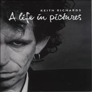 Click here for more info about 'Keith Richards - A Life In Pictures'