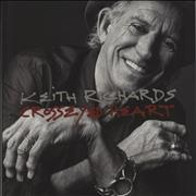 Click here for more info about 'Keith Richards - Crosseyed Heart'