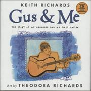 Click here for more info about 'Keith Richards - Gus & Me'