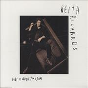 Click here for more info about 'Keith Richards - Hate It When You Leave - Jewel Case'