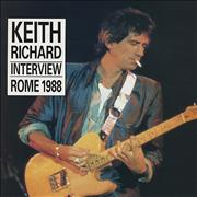 Click here for more info about 'Keith Richards - Interview - Rome 1988 - Green Vinyl'