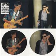 Click here for more info about 'Keith Richards - Interview - Rome 1988'
