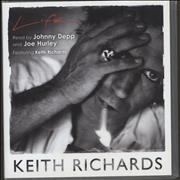 Click here for more info about 'Keith Richards - Life - Audiobook'