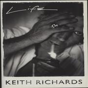 Click here for more info about 'Keith Richards - Life'