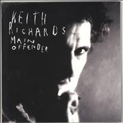 Click here for more info about 'Keith Richards - Main Offender - 180gram Vinyl - Sealed'