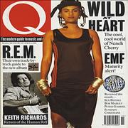 Click here for more info about 'Q Magazine - November 1992'