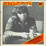 Click here for more info about 'Keith Richards - Zig Zag Magazine No. 47'