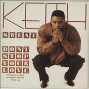 Click here for more info about 'Keith Sweat - Don't Stop Your Love'