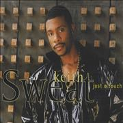 Click here for more info about 'Keith Sweat - Just A Touch'