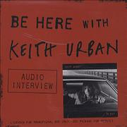 Click here for more info about 'Keith Urban - Be Here With Keith Urban'