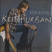 Click here for more info about 'Keith Urban - Kiss A Girl'