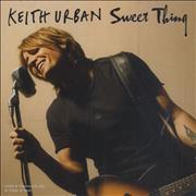 Click here for more info about 'Keith Urban - Sweet Thing'