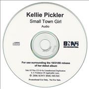 Click here for more info about 'Kellie Pickler - Small Town Girl - Interview'