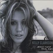 Click here for more info about 'Kelly Clarkson - Behind These Hazel Eyes'