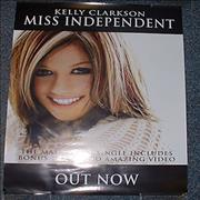 Click here for more info about 'Kelly Clarkson - Miss Independent'