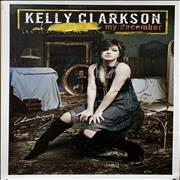 Click here for more info about 'Kelly Clarkson - My December Poster'