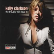 Click here for more info about 'Kelly Clarkson - The Trouble With Love Is'