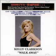 Click here for more info about 'Kelly Clarkson - Walk Away'