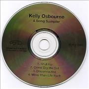 Click here for more info about 'Kelly Osbourne - 4 Song Sampler'