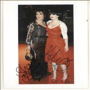 Click here for more info about 'Kelly Osbourne - Autographed Photograph'