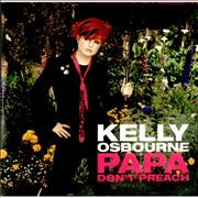 Click here for more info about 'Kelly Osbourne - Papa Don't Preach'