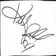 Click here for more info about 'Kelly Rowland - Autograph'