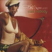 Click here for more info about 'Kelly Rowland - Can't Nobody'