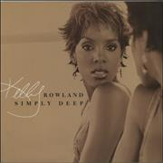 Click here for more info about 'Kelly Rowland - Simply Deep EP'