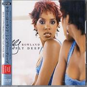 Click here for more info about 'Kelly Rowland - Simply Deep'